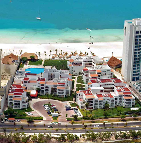 Beachscape kin ha villas and suites cancun mexico for Villas kin ha