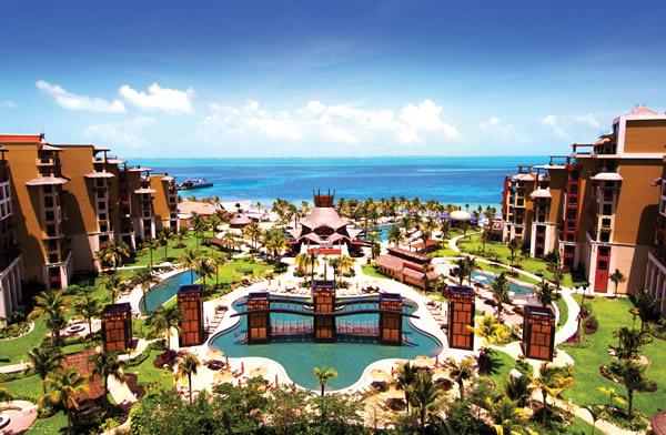 Villa Del Palmar Cancun All Inclusive Family Resort
