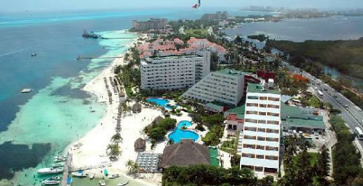 Oasis Palm Cancun Rooms