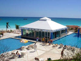 Solymar Beach Resort In Cancun