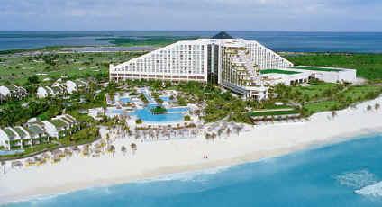 Hilton Cancun Beach Golf Resort Mexico