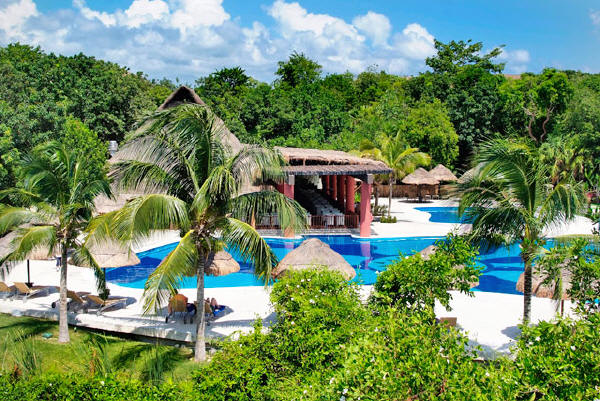 Sandos Caracol Eco Resort And Spa Playa Del Carmen