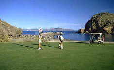 Loreto Mexico Golf