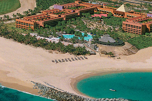 Melia Cabo Real Beach & Golf Resort