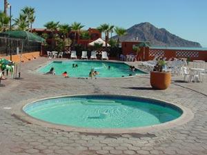 Hotel El Cortez San Felipe