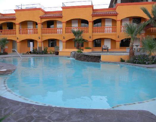 George S Hotel San Felipe