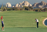 Cabo San Lucas Golf Vacations