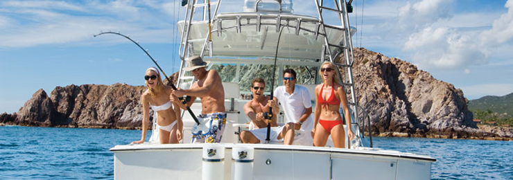 Cabo San Lucas Fishing Sport Fishing Vacation Packages In Los