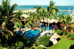 Hotel Marina La Paz Baja Mexico