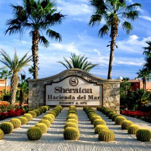Sheraton Hacienda Del Mar Resort Amp Spa Los Cabos Mexico
