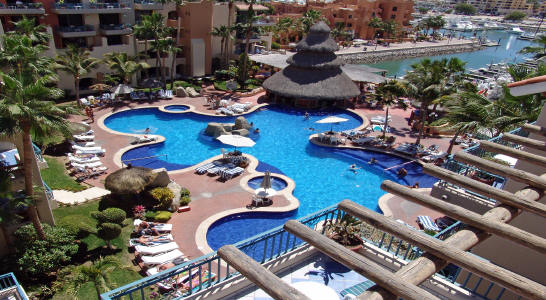 Marina fiesta cabo san lucas all inclusive resort cabo for Funnest all inclusive resorts