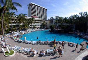 El Cid Moro Beach Hotel Mazatlan Mexico