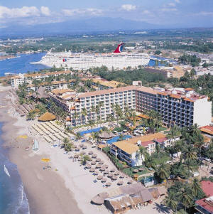 Golden Crown Paradise Puerto Vallarta All Inclusive Crown