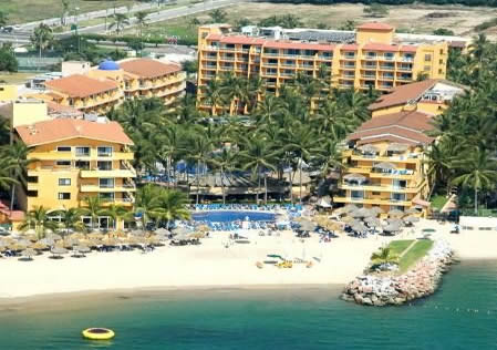 Villa Del Mar Puerto Vallarta Mexico Villa Del Mar Resort Mexicotravelnet Com